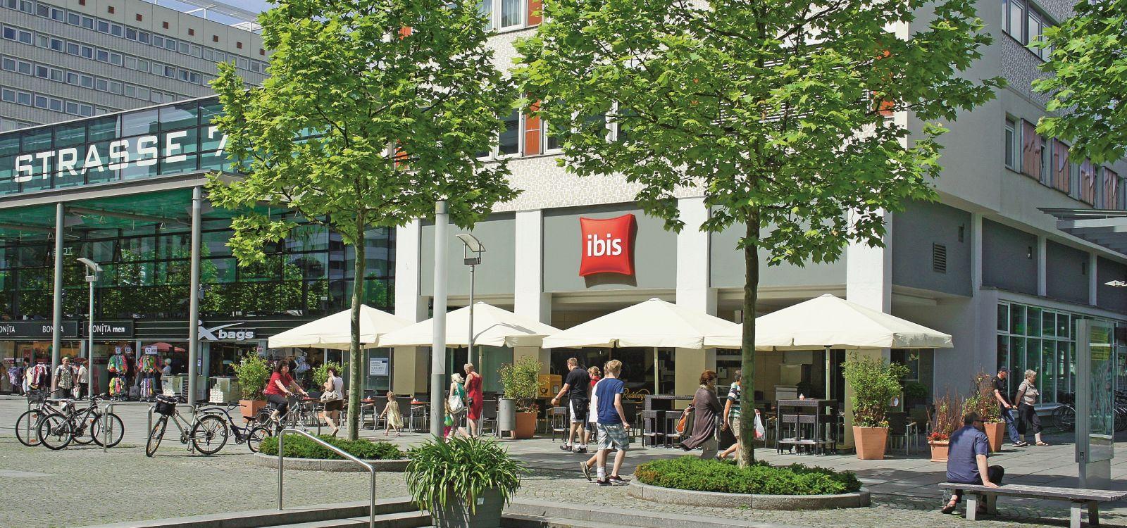 Ibis Hotel Dresden Zentrum